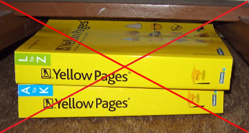 Yellowpages no longer needed Diesel repair shop SEO
